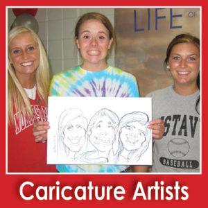 CaricatureArtistsTeens