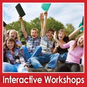 InteractiveWorkshopsTeens