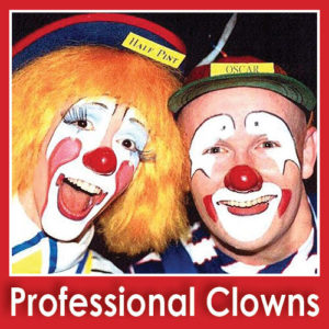 Professional Clowns
