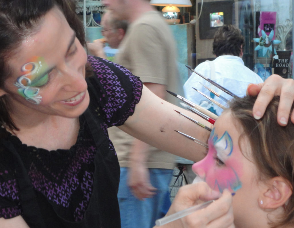 Face Paint A Touch of Magic Entertainment