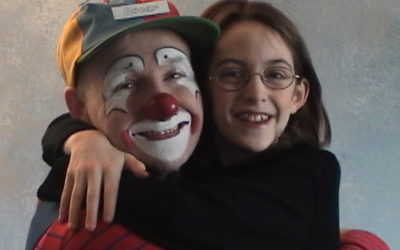 Kids and Clowns: Is your child scared of clowns?