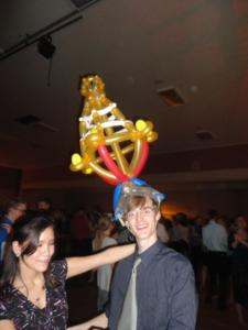 Balloon-hats-Bar-Bat-Mitzvah