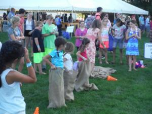 Children's Picnic Games by A Touch of Magic Entertainment