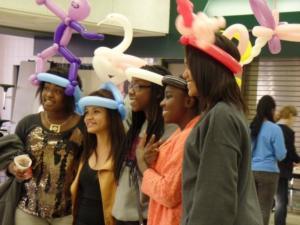 Mitzvah-Balloons