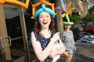 Teen Balloons