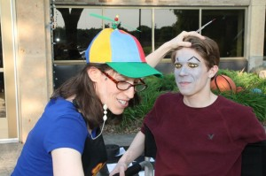 Teen Face Painting MN